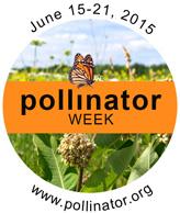 Natl pollinator week logo