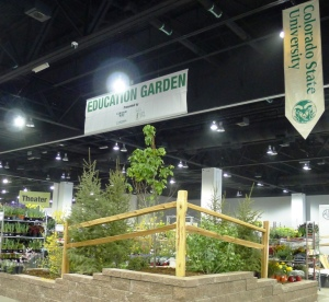 When visitors stop by CSU's demonstration garden at the show, they probably don't think of all the hours and hands that go into creating it. What they can count on is inspiration and reliable information to take home and put to use in their own gardens.