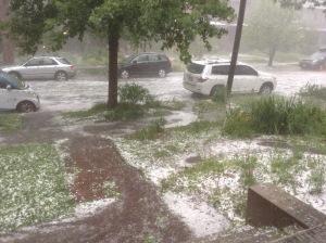 Hail June 2015