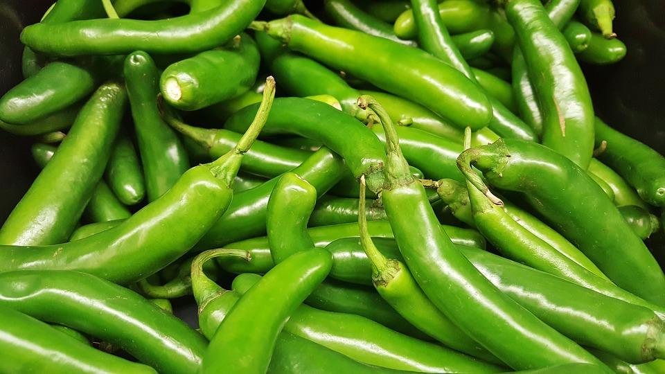 serrano-peppers pixabay.com